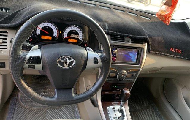 Bán Toyota Corolla Altis 2.0 sản xuất 2011, màu vàng3