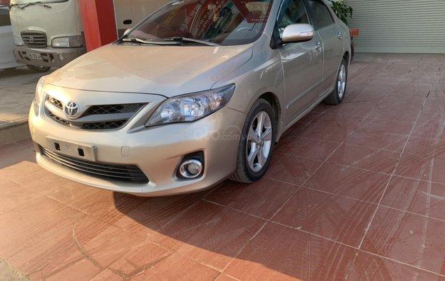 Bán Toyota Corolla Altis 2.0 sản xuất 2011, màu vàng2