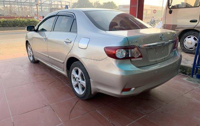 Bán Toyota Corolla Altis 2.0 sản xuất 2011, màu vàng7
