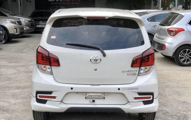 Toyota Wigo 1.2 G AT 2018, màu trắng, số tự động, trả góp4