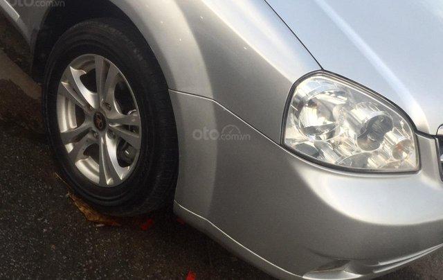 Daewoo Lacetti EX 1.6 sản xuất 2009, màu bạc, số sàn, xe zin đẹp không lỗi lầm, đi 75,000km, xe có màn hình DVD, máy êm3