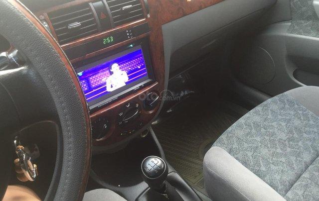 Daewoo Lacetti EX 1.6 sản xuất 2009, màu bạc, số sàn, xe zin đẹp không lỗi lầm, đi 75,000km, xe có màn hình DVD, máy êm9
