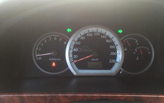Daewoo Lacetti EX 1.6 sản xuất 2009, màu bạc, số sàn, xe zin đẹp không lỗi lầm, đi 75,000km, xe có màn hình DVD, máy êm13
