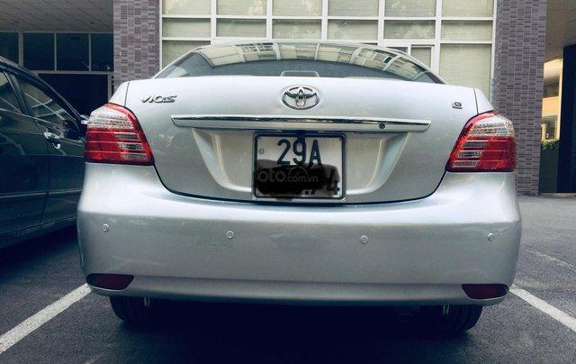 Cần bán xe Toyota Vios G tự động 2013, màu bạc, chính chủ, xe có lộc1