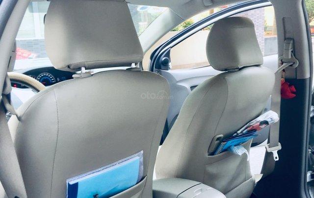 Cần bán xe Toyota Vios G tự động 2013, màu bạc, chính chủ, xe có lộc5