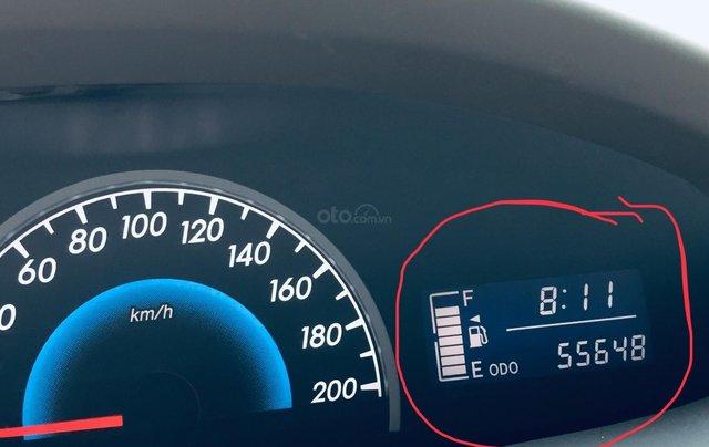 Cần bán xe Toyota Vios G tự động 2013, màu bạc, chính chủ, xe có lộc6
