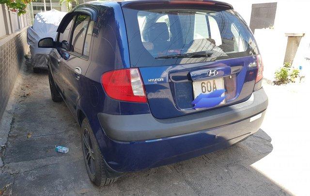 Bán Hyundai Getz 1.1 MT 49.900km, nhập khẩu 5/20110