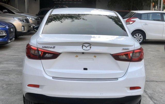 Cần bán xe Mazda 2 1.5AT 2017, số tự động, trắng, trả góp3