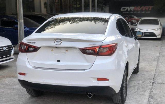 Cần bán xe Mazda 2 1.5AT 2017, số tự động, trắng, trả góp10