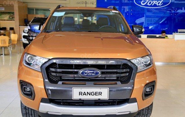 Ford Ranger tặng nắp thùng, dán phim, camera hành trình, 7 món phụ kiện theo xe, LH 09098502554