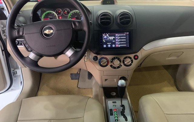 Bán Chevrolet Aveo 1.5AT đời 2017, màu trắng, giá tốt2