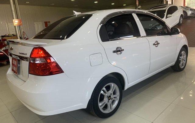 Bán Chevrolet Aveo 1.5AT đời 2017, màu trắng, giá tốt6
