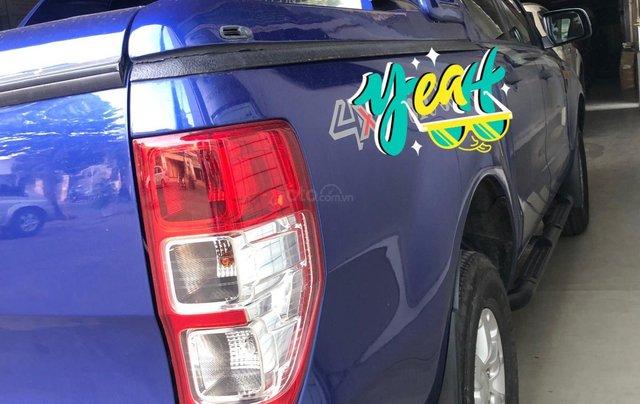 Cần bán xe Ford Ranger đời 2013, màu xanh lam nhập khẩu giá 415 triệu đồng6