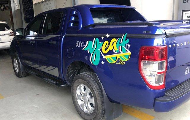 Cần bán xe Ford Ranger đời 2013, màu xanh lam nhập khẩu giá 415 triệu đồng7