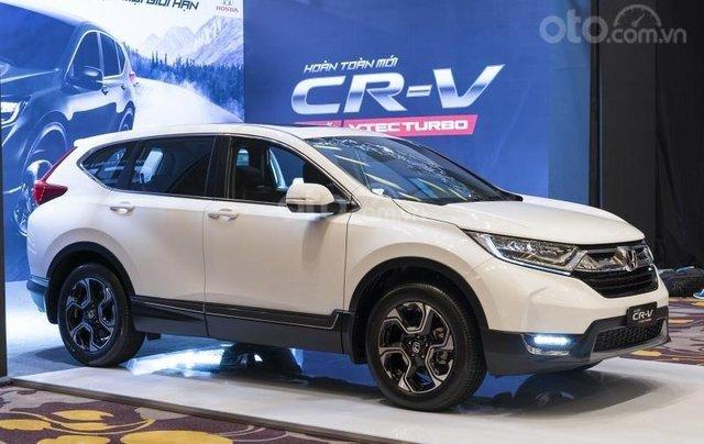 Bán Honda CRV 2020 bản L màu trắng - Lh để nhận ưu đãi cao nhất1