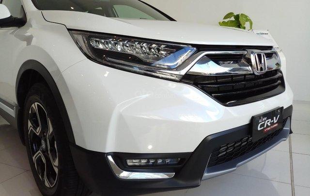 Bán Honda CRV 2020 bản L màu trắng - Lh để nhận ưu đãi cao nhất3