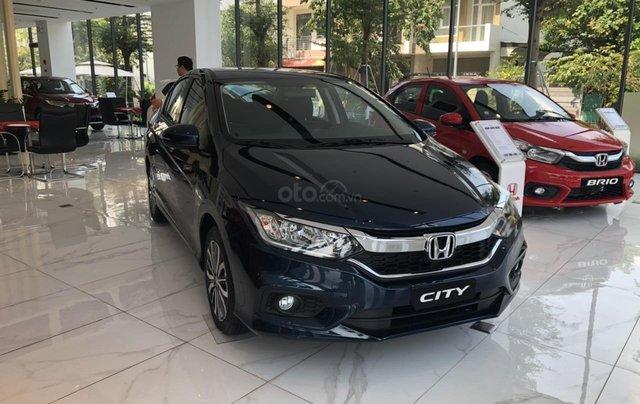 Trả góp lãi suất thấp khi mua Honda City CVT sản xuất 2019 - Có sẵn xe - Giao nhanh toàn quốc3