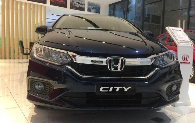 Trả góp lãi suất thấp khi mua Honda City CVT sản xuất 2019 - Có sẵn xe - Giao nhanh toàn quốc4