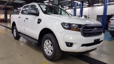 Bán ô tô Ford Ranger XLS AT đời 2019, màu trắng, nhập khẩu nguyên chiếc, 643tr