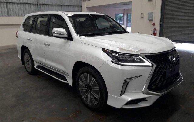 Giao xe ngay và luôn trong 24h, Lexus LX 570 Super Sport đời 2020, màu trắng, nhập khẩu nguyên chiếc