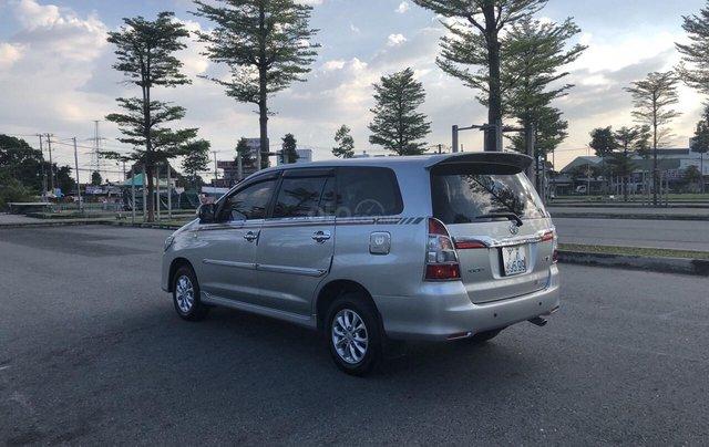 Cần bán xe Toyota Innova 2.0E 2014, xe không dịch vụ biển TP giá 508 triệu3