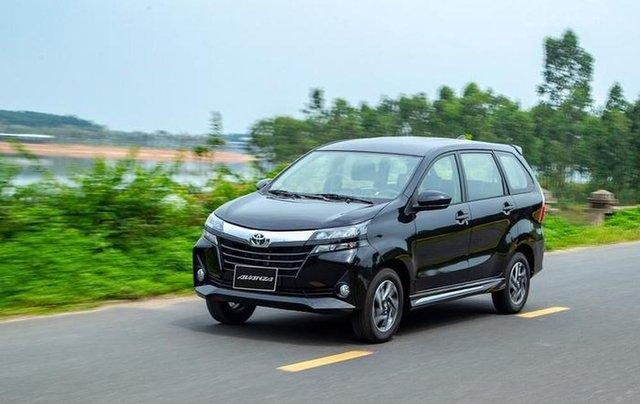 Sở hữu chiếc xe Toyota Avanza 1.5G AT sản xuất 2019, màu đen với giá rẻ nhất thị trường