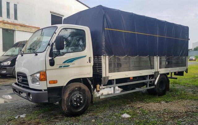 Bán Hyundai Mighty 110S 2019, màu trắng, giao ngay - 09396915370