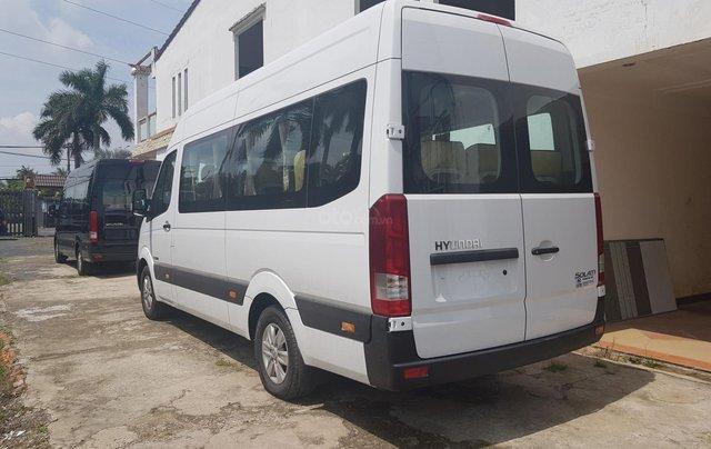 Bán ô tô Hyundai Solati Limited sản xuất 2019, màu trắng - Liên hệ: 093 969 15371
