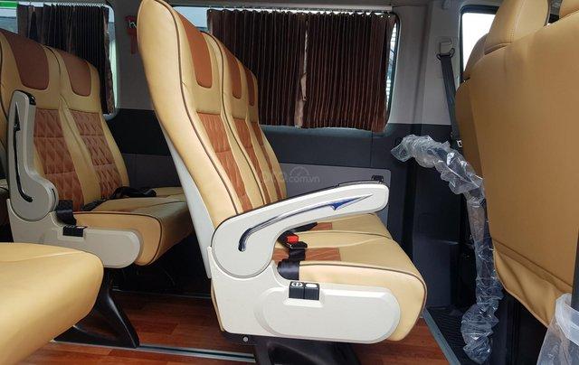 Bán ô tô Hyundai Solati Limited sản xuất 2019, màu trắng - Liên hệ: 093 969 15372