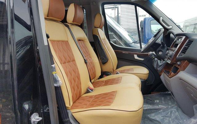 Bán ô tô Hyundai Solati Limited sản xuất 2019, màu trắng - Liên hệ: 093 969 15376