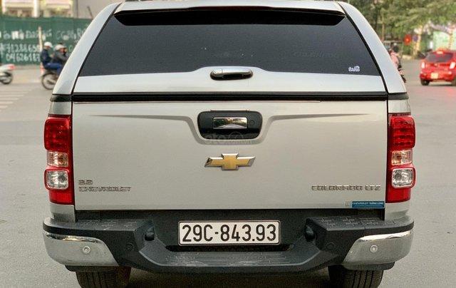 Cần bán xe Chevrolet Colorado LTZ 2.8 4x4 AT đời 2017, màu bạc, nhập khẩu4