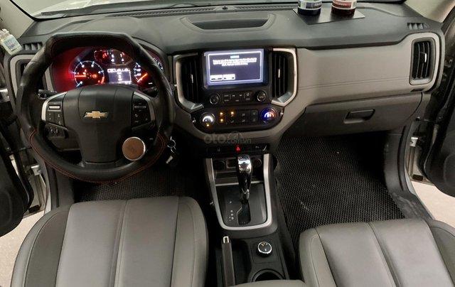 Cần bán xe Chevrolet Colorado LTZ 2.8 4x4 AT đời 2017, màu bạc, nhập khẩu7