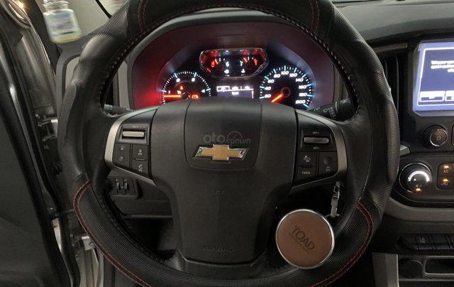 Cần bán xe Chevrolet Colorado LTZ 2.8 4x4 AT đời 2017, màu bạc, nhập khẩu8