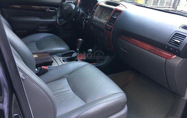 Lexus GX470 đời 2009 màu đen đẹp xuất sắc hiếm có12