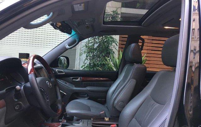 Lexus GX470 đời 2009 màu đen đẹp xuất sắc hiếm có5