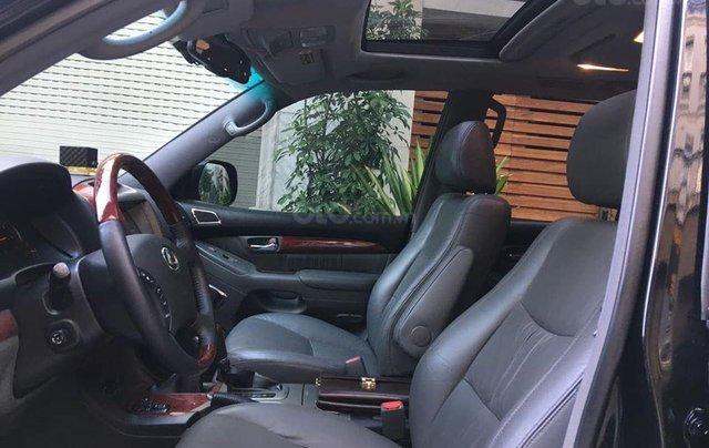 Lexus GX470 đời 2009 màu đen đẹp xuất sắc hiếm có6
