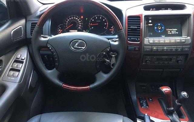 Lexus GX470 đời 2009 màu đen đẹp xuất sắc hiếm có9
