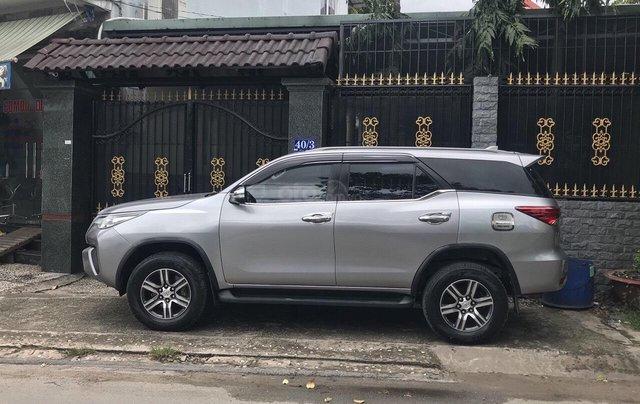 Cần bán xe Toyota Fortuner 2017, màu bạc, giá tốt3