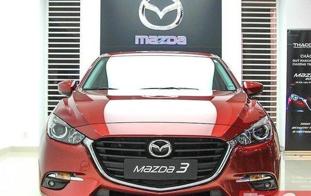 Khuyến mại lớn cuối năm chiếc xe Mazda 3 Facelift 2019, màu đỏ - Giao xe nhanh toàn quốc11