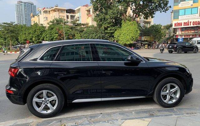 Cần bán lại xe Audi Q5 Sport năm sản xuất 2017, màu đen, xe nhập9