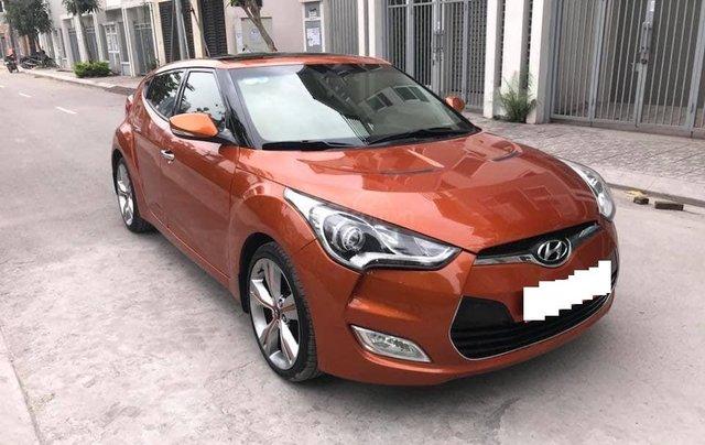 Hyundai Veloster bản GDI 1.6L Hàn Quốc màu cam sản xuất 2011 - liên hệ 09768889781