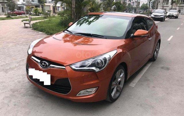 Hyundai Veloster bản GDI 1.6L Hàn Quốc màu cam sản xuất 2011 - liên hệ 09768889782