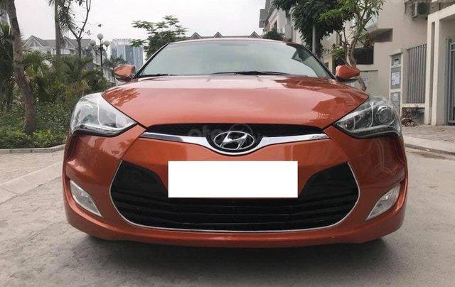 Hyundai Veloster bản GDI 1.6L Hàn Quốc màu cam sản xuất 2011 - liên hệ 09768889780
