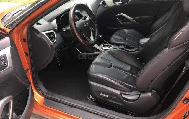Hyundai Veloster bản GDI 1.6L Hàn Quốc màu cam sản xuất 2011 - liên hệ 09768889785