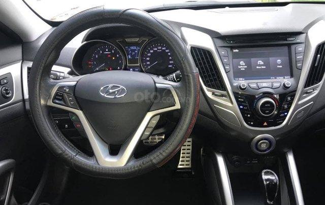 Hyundai Veloster bản GDI 1.6L Hàn Quốc màu cam sản xuất 2011 - liên hệ 09768889789