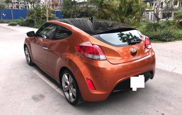 Hyundai Veloster bản GDI 1.6L Hàn Quốc màu cam sản xuất 2011 - liên hệ 097688897813