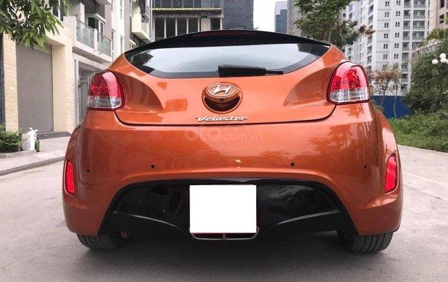 Hyundai Veloster bản GDI 1.6L Hàn Quốc màu cam sản xuất 2011 - liên hệ 097688897814