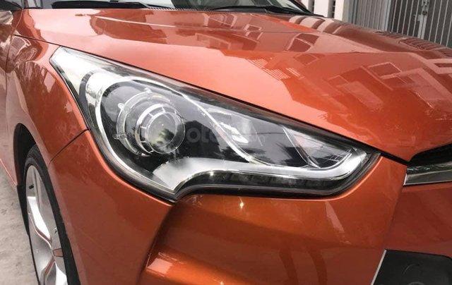 Hyundai Veloster bản GDI 1.6L Hàn Quốc màu cam sản xuất 2011 - liên hệ 09768889784