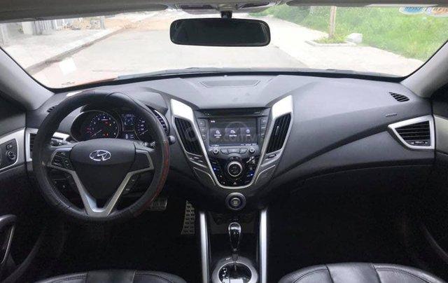 Hyundai Veloster bản GDI 1.6L Hàn Quốc màu cam sản xuất 2011 - liên hệ 09768889787