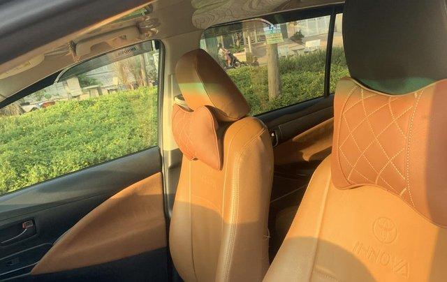 Cần bán Toyota Innova 2.0E 2018, màu nâu đồng3